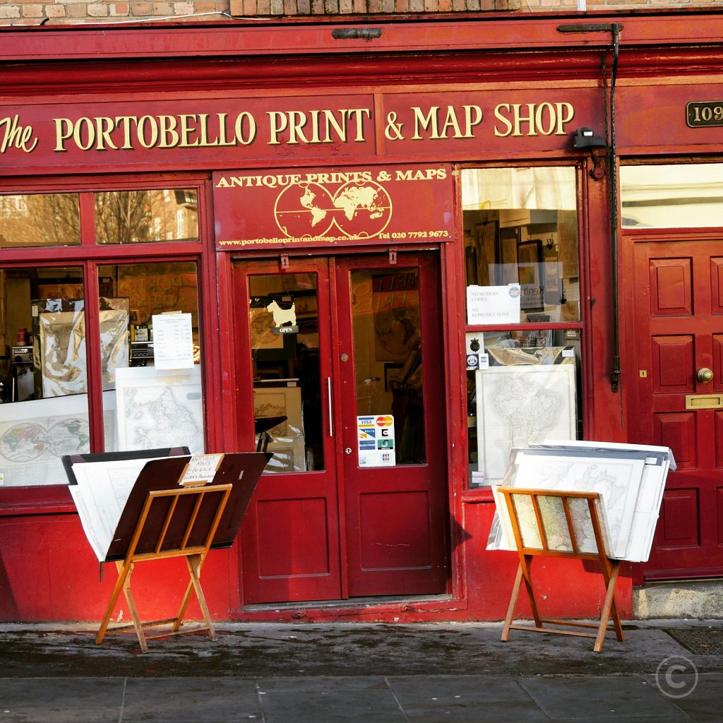 Shop to Portobello